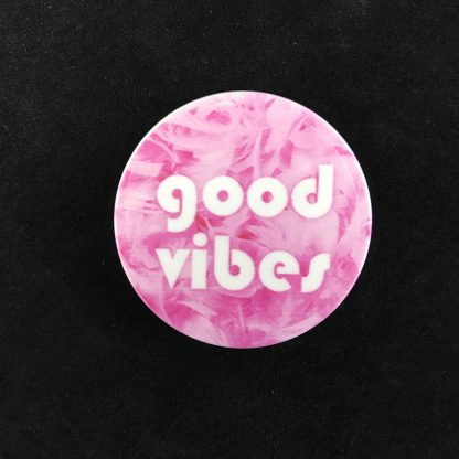 Popsocket Style Good Vibes