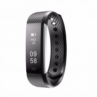 Fitness Tracker zwart